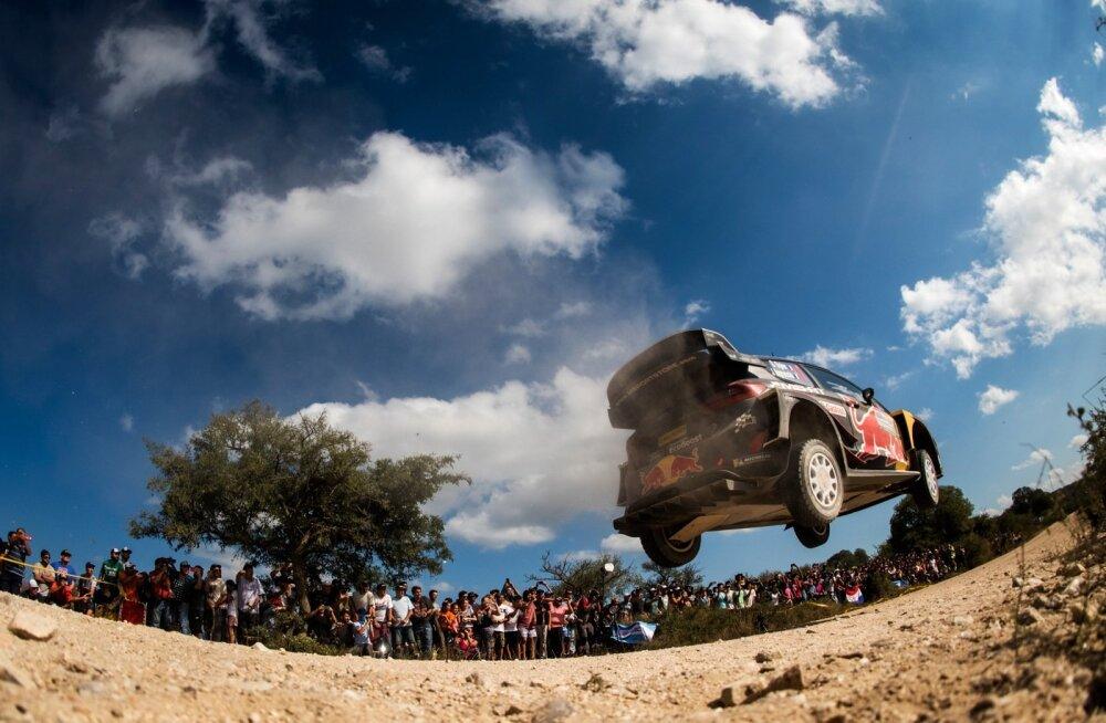 Sébastien Ogieri auto tagaosa muutub Soome ralliks olulisel määral.