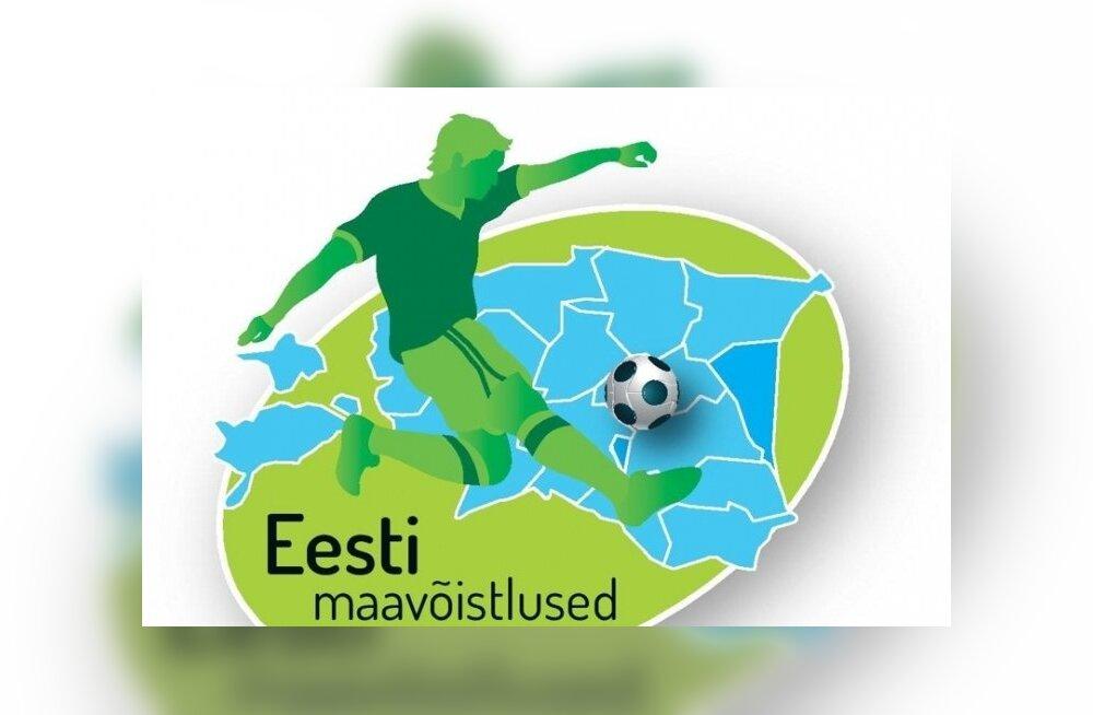Eesti maavõistlused jalgpallis