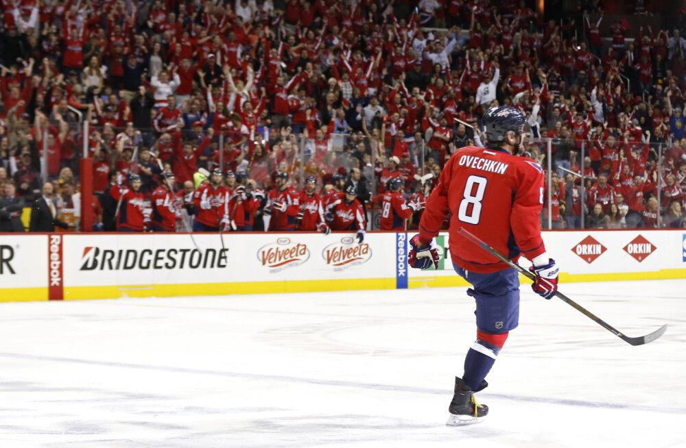 VIDEO: NHL-is langes konkurentsist põhihooaja parim, Venemaa saab MM-iks väärt lisajõudu