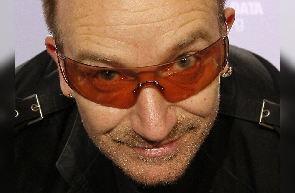 U2 töötab uue albumi kallal