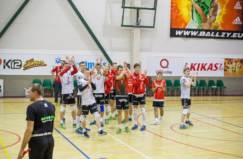 Tallinna Selver vs Šiauliai Elga Master Idea SM Dubysa
