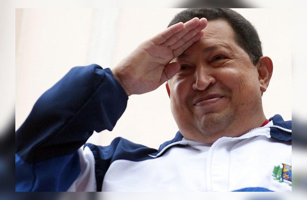 Hugo Chávez lükkas ümber kuulujutud oma surma kohta
