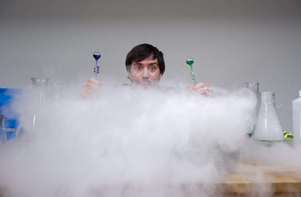 FORTE TEST: erinevad keemilised elemendid - kas tead, kus neid igapäevaselt kohtad?