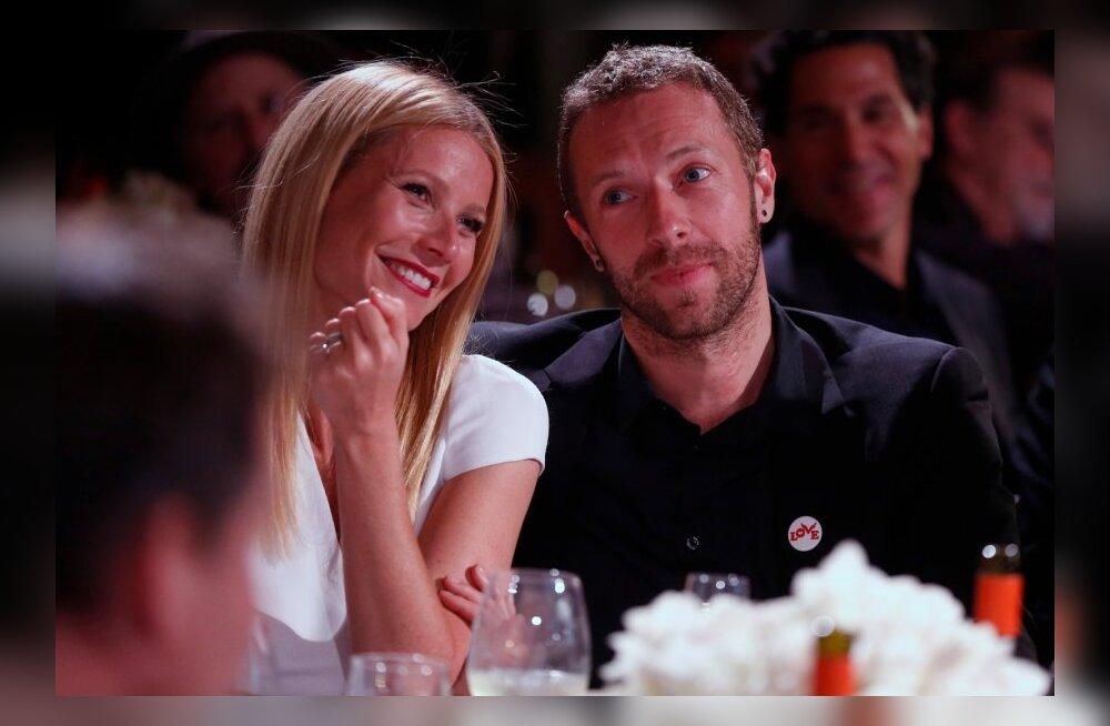 Gwyneth Paltrow ja Chris Martin
