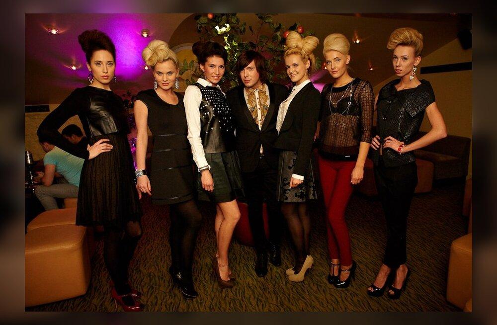 """ФОТО: Открытие нового сезона модной вечеринки """"Style Express 2013"""""""