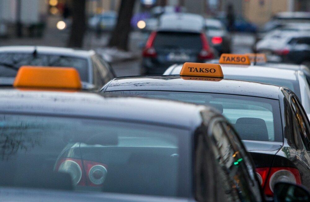 529b44e63d9 Vaata, millised on Tallinna taksode uued piirhinnad! - ärileht.ee
