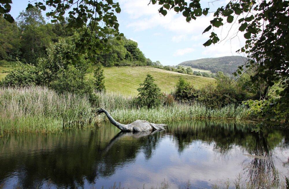 Kas Loch Nessi järvekoletis on ikka väljamõeldis? Temaga tegelemiseks on loodud lausa riiklik plaan