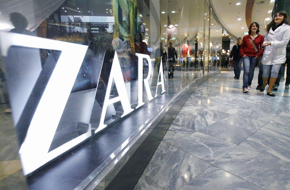 Возмущенный клиент: персонал магазина Zara не знает эстонского!