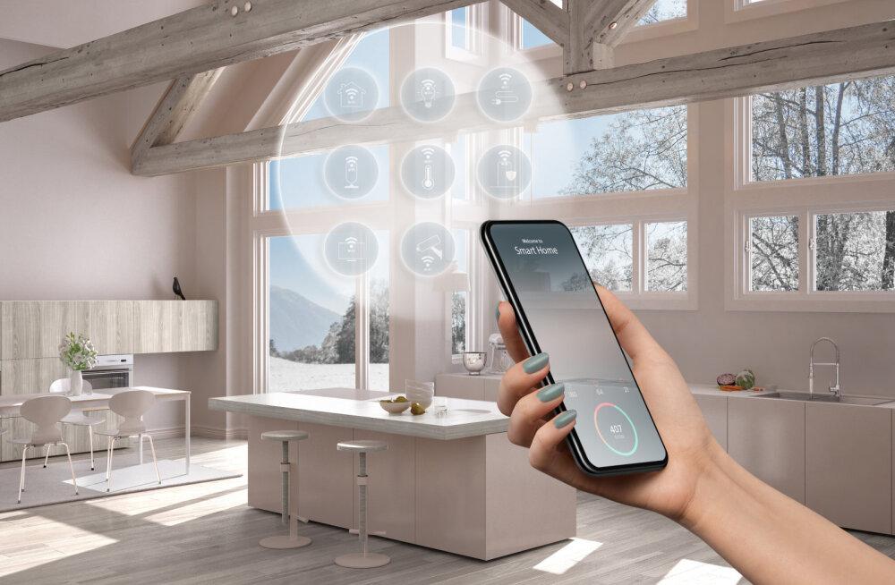 Инновационный умный дом: все больше возможностей и все доступнее