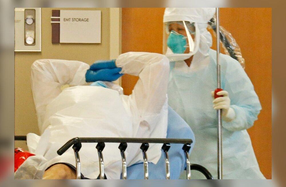 Austraalias paigutati haiglasse ebolakahtlusega haiglaõde