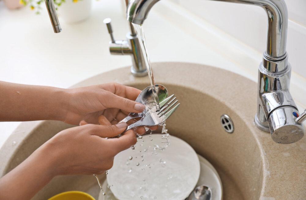 10 lihtsat koristusnippi, mida väga puhta ja korras koduga inimesed kasutavad