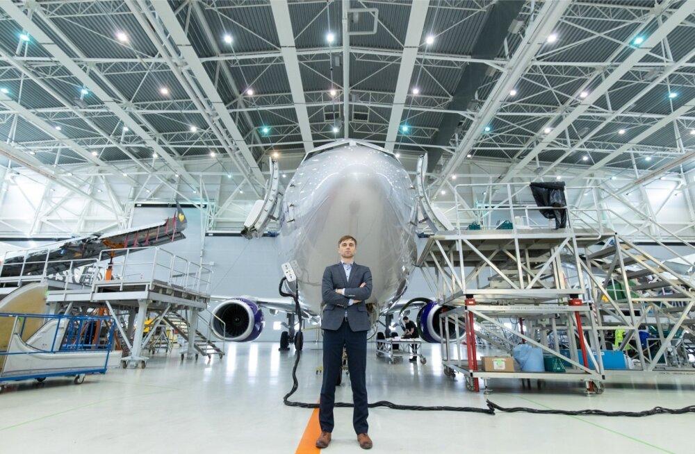 Tallinna lennuväljal paiknevates angaarides tehakse baashooldust Boeing 737 ja Airbus 320 tüüpi lennukitele.