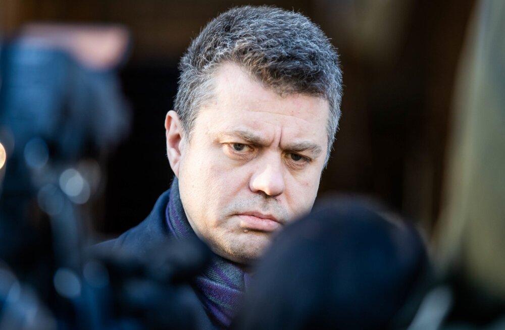 Urmas Reinsalu noomib politseid: midagi läks nihu, pereisa trahv tuleb tühistada
