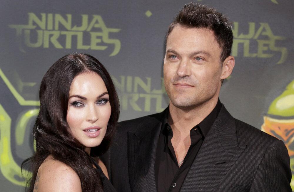 Brian Austin Green avalikustas eriti kõheda hetke, kui avastas, et abielu Megan Foxiga on karile jooksmas: nägin ühel ööl unenägu