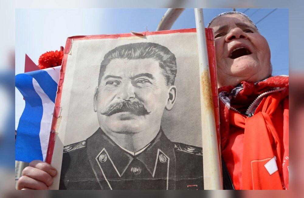 Donetski rahvavabariigi pressiesindaja: Stalini vangilaagrid on muinasjutt