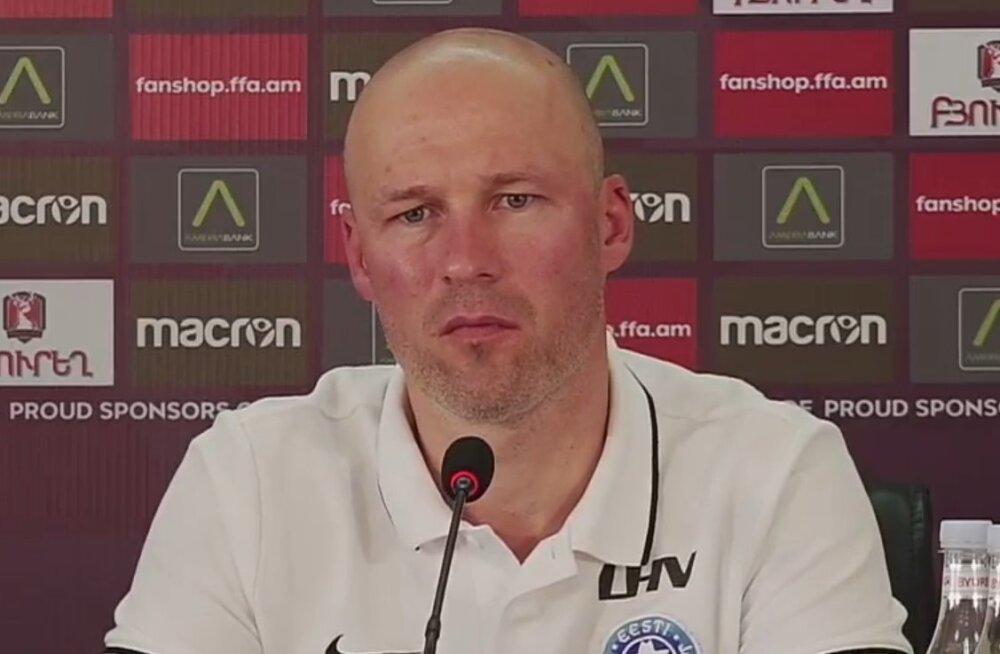 Karel Voolaid: kui hea hoo sisse saame, küll siis parandame vead ja mängime homme paremini!