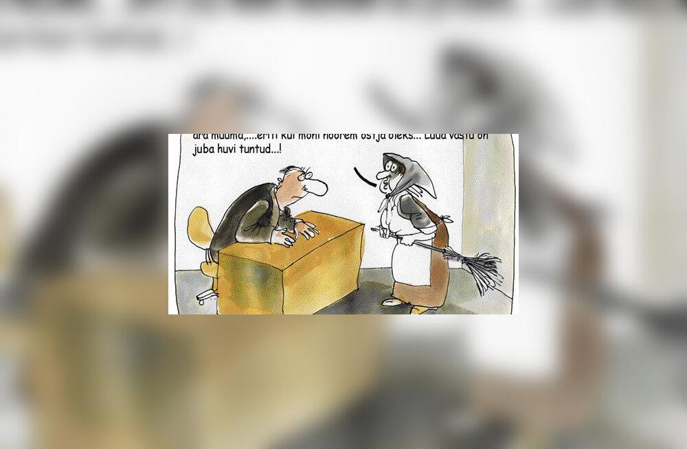 ARVAMUS: Müümisega peavad tegelema kõik – koristajast nõukoguni