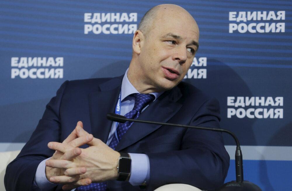 Venemaa triumfeerib? Ministri sõnul on välismaalastel nendesse usku