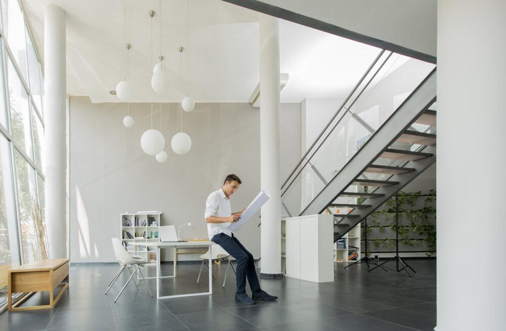 Ergonoomika asemel eelistatakse kontorites kahjuks ilusaid disainlahendusi. 2/3 kontoritöötajatest kaebavad alaselja valu