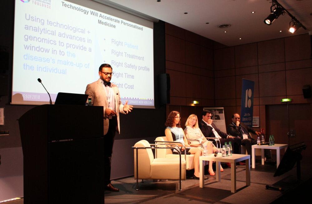 Prantsusmaal tuntakse suurt huvi Eesti saavutuste vastu personaalmeditsiinis