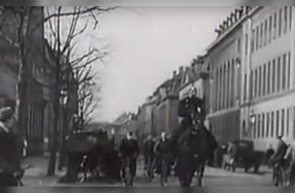 1940: Taani alistus natsi-sakslastele loetud tundide jooksul ja ilma suurt midagi tegemata
