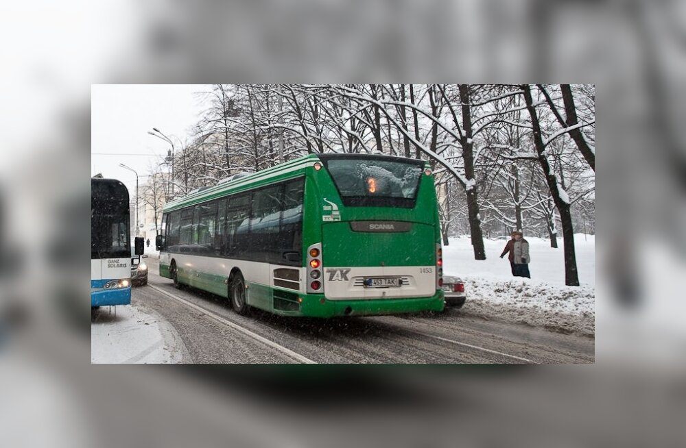 В субботу в столице произойдут изменения в движении автобусов
