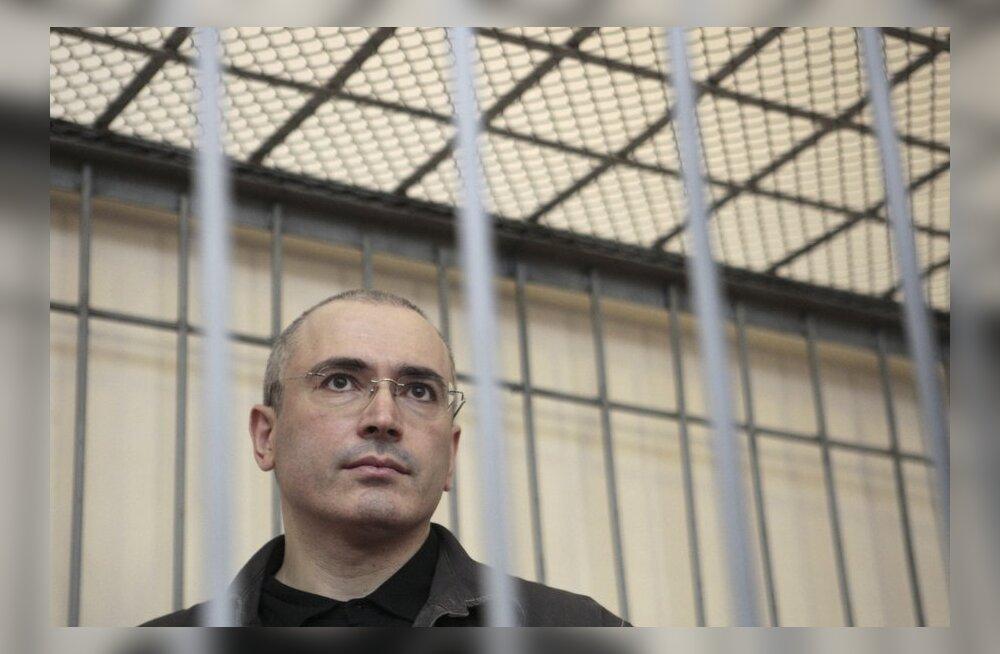 Hodorkovski advokaat: Putini poliitvangide avaldus pole siiras