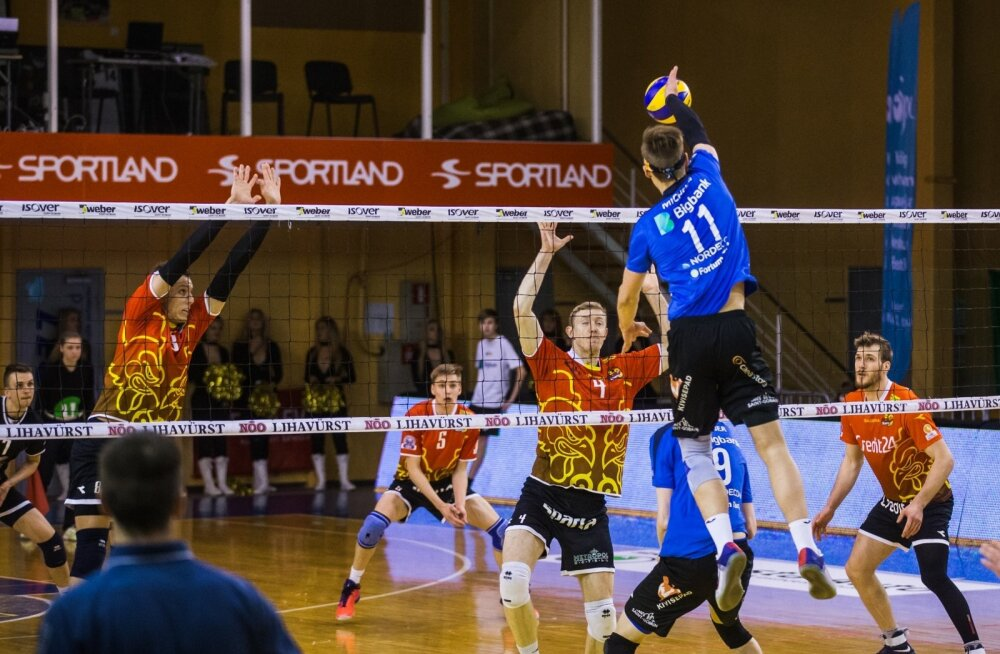 Tartu Bigbank vs Tallinna Selver 21.04