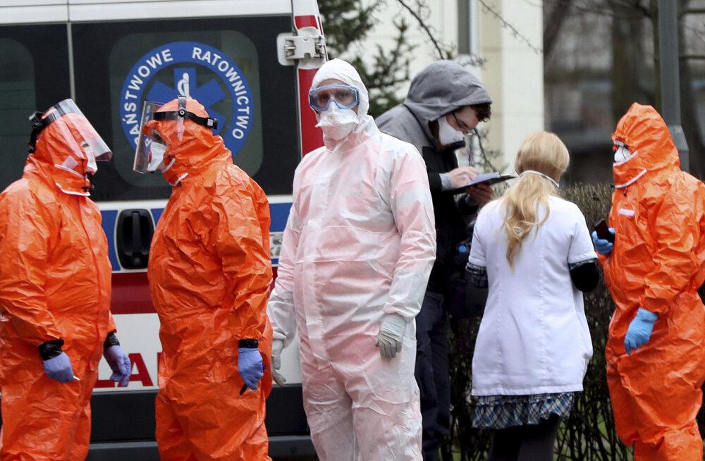 Польша полностью закрывает границы для иностранцев