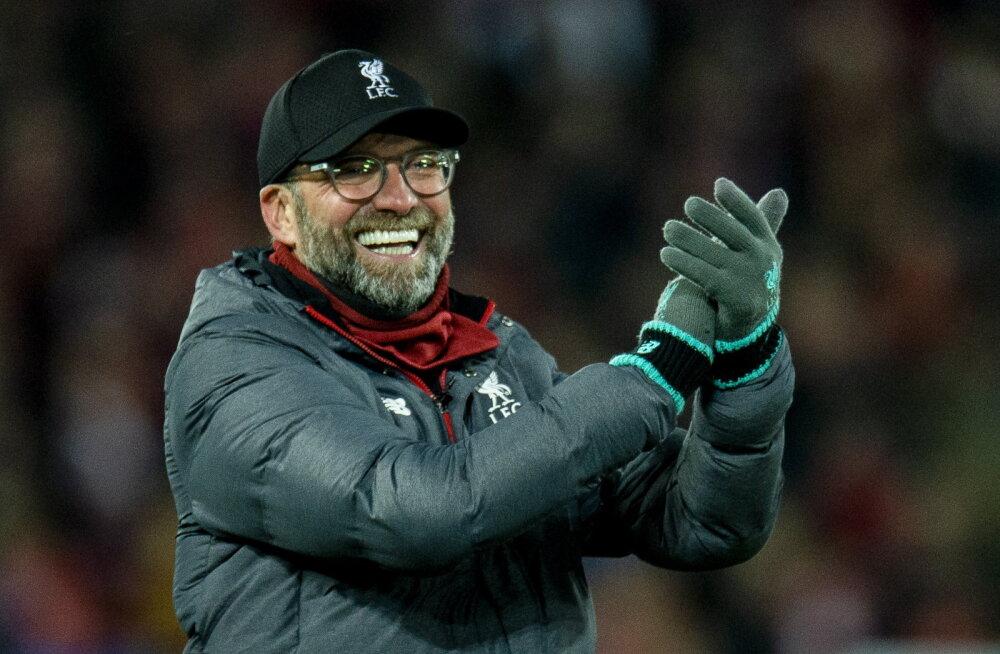 Liverpool kasutas lähirivaalide libastumised ära ja kasvatas edu, Mourinho perfektne seeria jätkub
