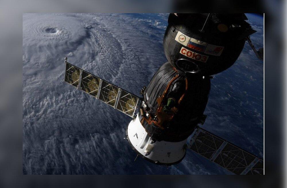 Kommersant: Roskosmos kahtlustab ameeriklasi kosmoselaeva Sojuz augu puurimises