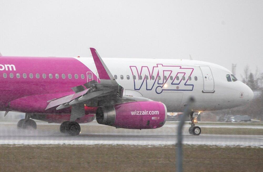 Wizz Air отменяет все прямые рейсы из Таллинна в Кутаиси. В качестве альтернативы предлагают вылеты из Риги