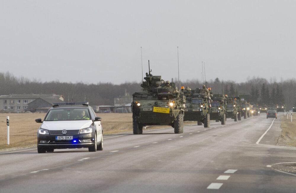 Kuidas saavad tsiviilisikud kriisi- ja sõjaolukorras liikuda?
