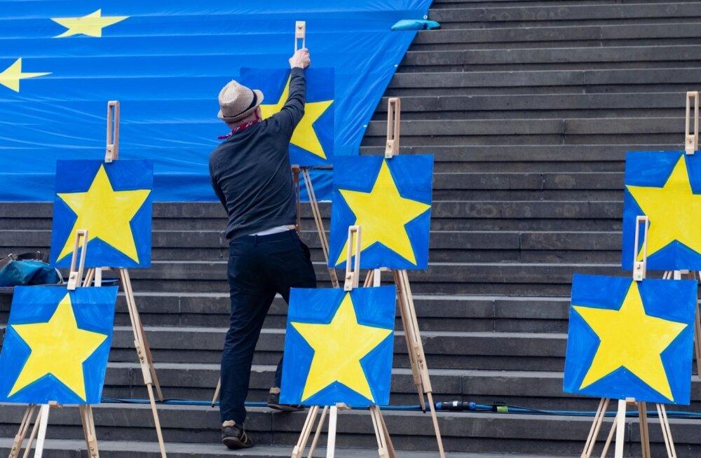 Euroopa tähed jäid täitsa püsti