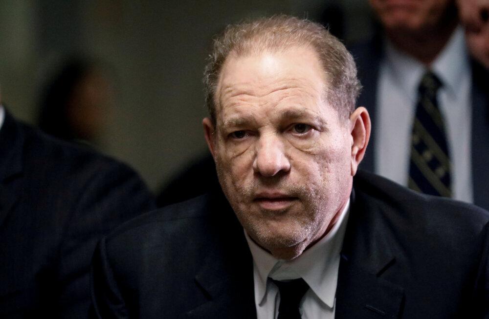 Vanglas nakatus koroonaviirusesse vägistaja ja endine Hollywoodi produtsent Harvey Weinstein