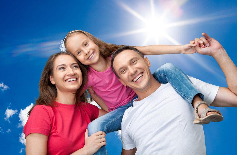 Фото всей семьей: искусство и приключение!