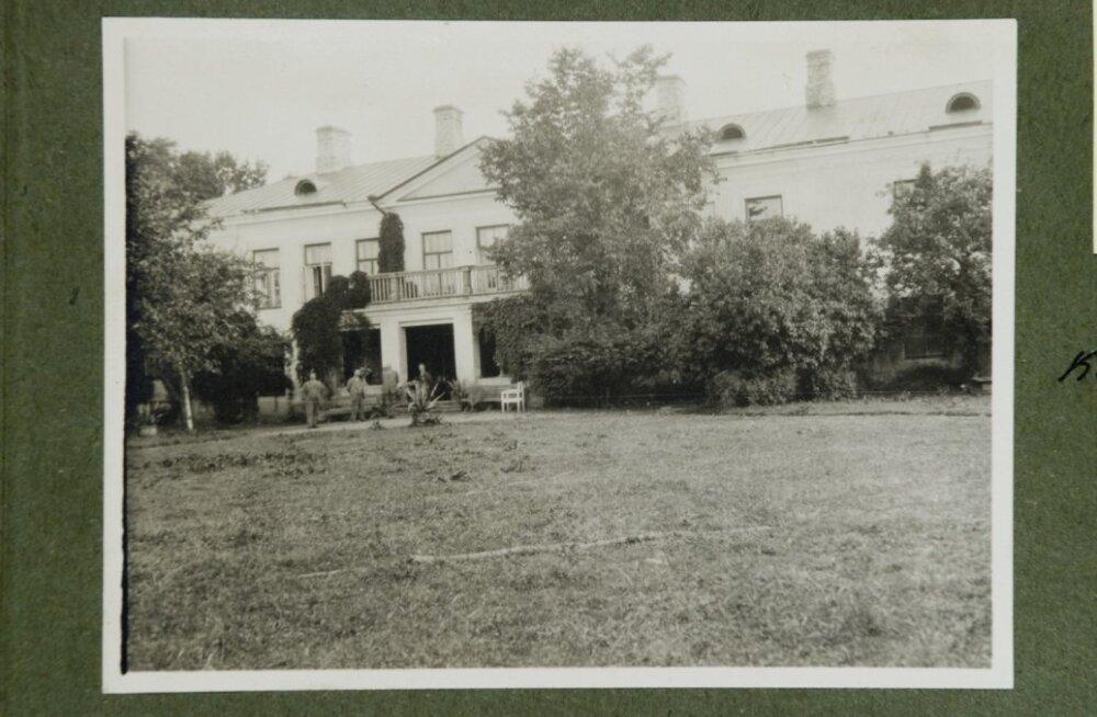 Põhja-Eesti mõis, ligikaudu 1924-1928