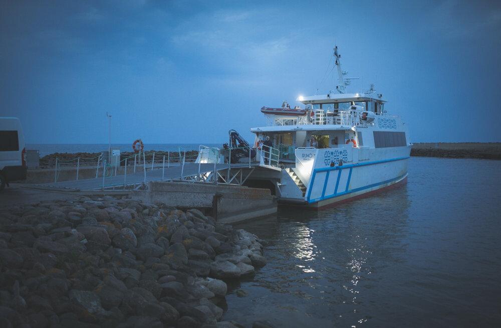 MEIE MAA | Parvlaevade Runö ja Soela täiendamiseks üle 300 000 euro
