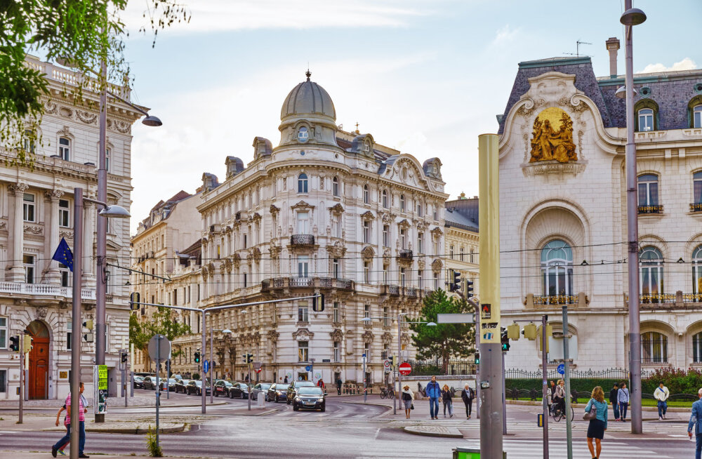 Edetabel: Austria pealinn Viin on parim linn maailmas, kus elada