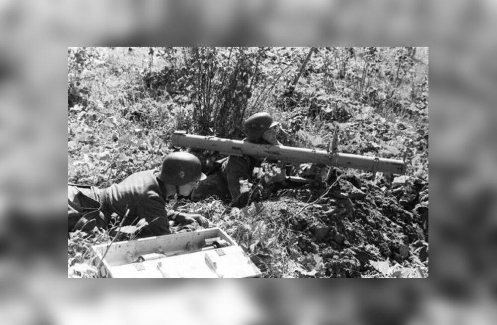 Ajakirjast Sõdur: Eesti Diviisi lagunemine augustis 1944