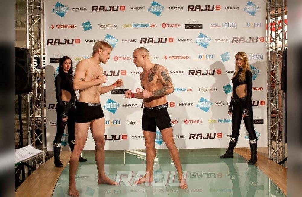 Juho Valamaa (Soome) vs Dmitri Ivanov (3D Treening, -Tallinn)