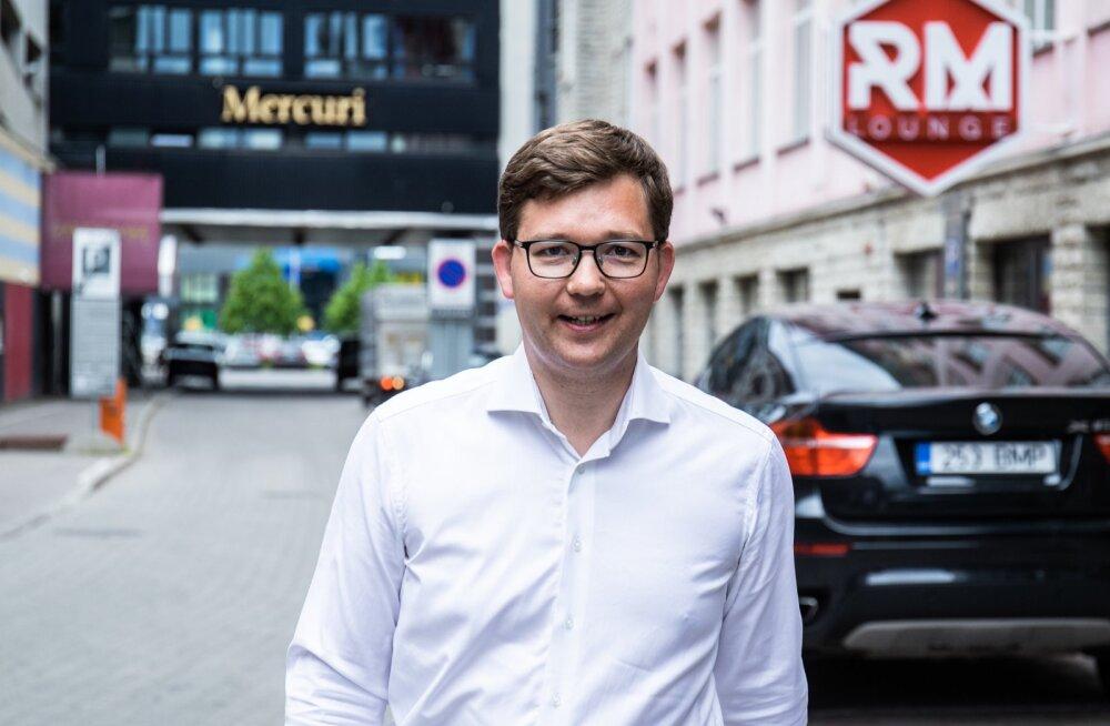 Tallinna abilinnapea Andrei Novikov