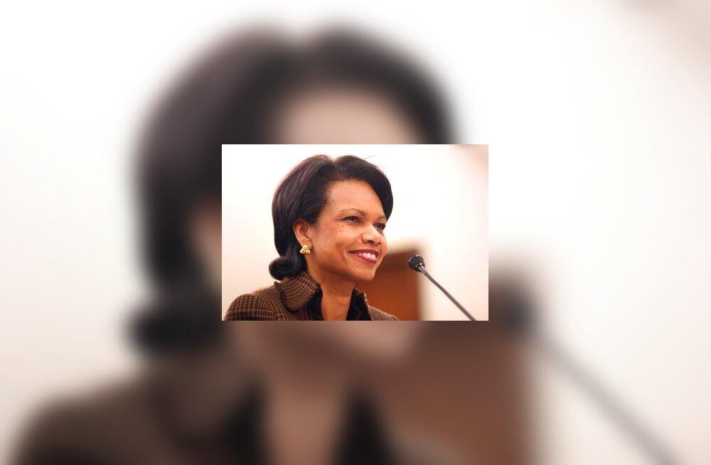 Condoleezza Rice, USA riigisekretär