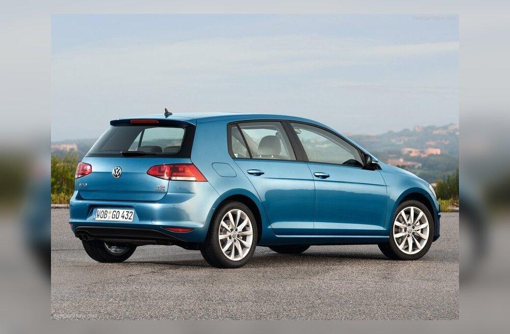 """""""Всемирным автомобилем года"""" признан Volkswagen Golf"""