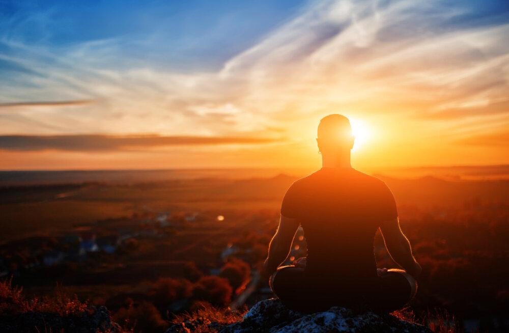 Sõnum tänapäeva armastatuimalt spirituaalselt õpetajalt ja filosoofilt Eckhart Tollelt: jää teadlikuks keerulistel aegadel