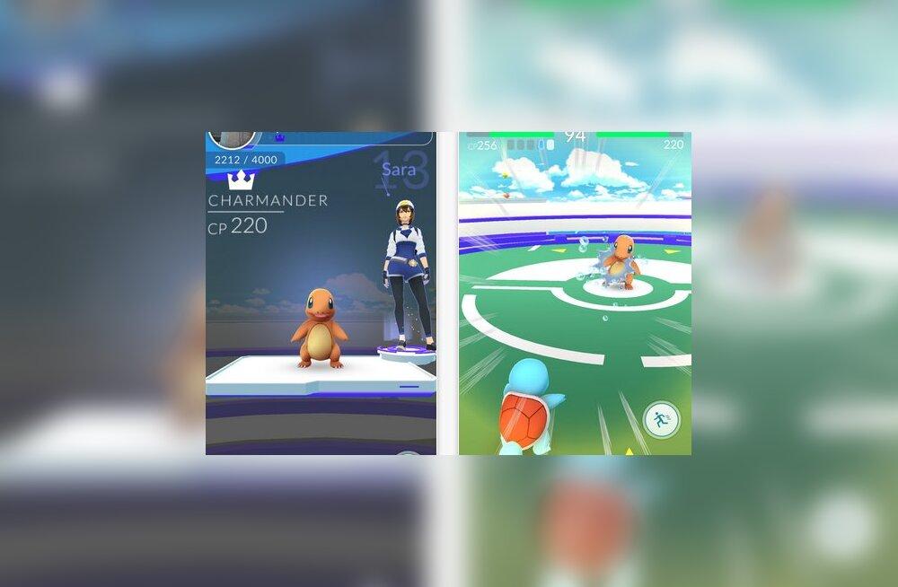 Pokémon GO: videomäng, mis reaalselt elusid päästab