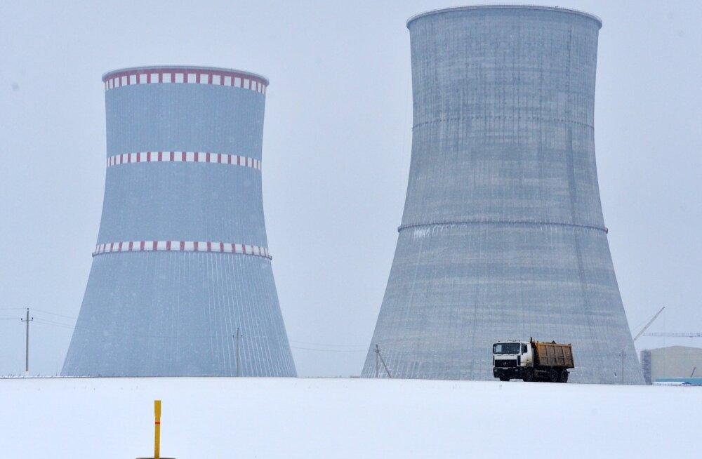 Tuumareaktori ehitus Valgevenes