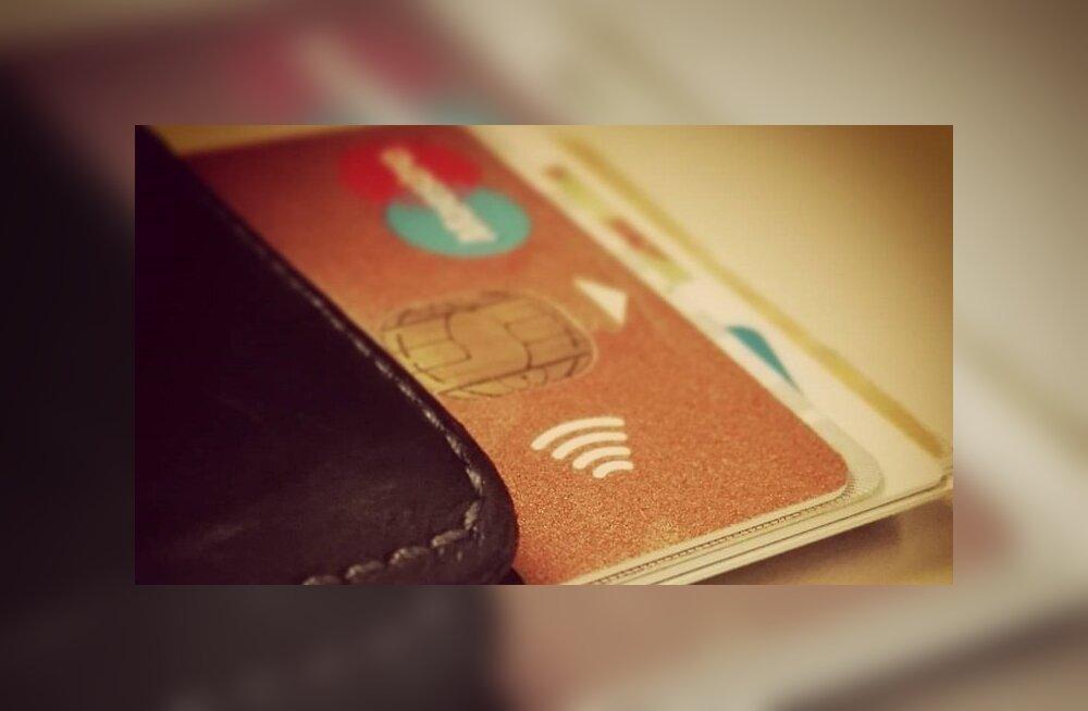 Viipekaart – see asi meeldib mitte ainult kliendile, vaid ka vargale
