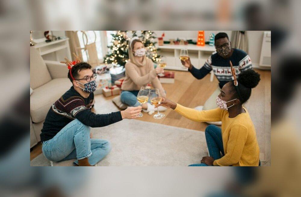 Как встретить Новый год и не заразиться коронавирусом. Семь советов