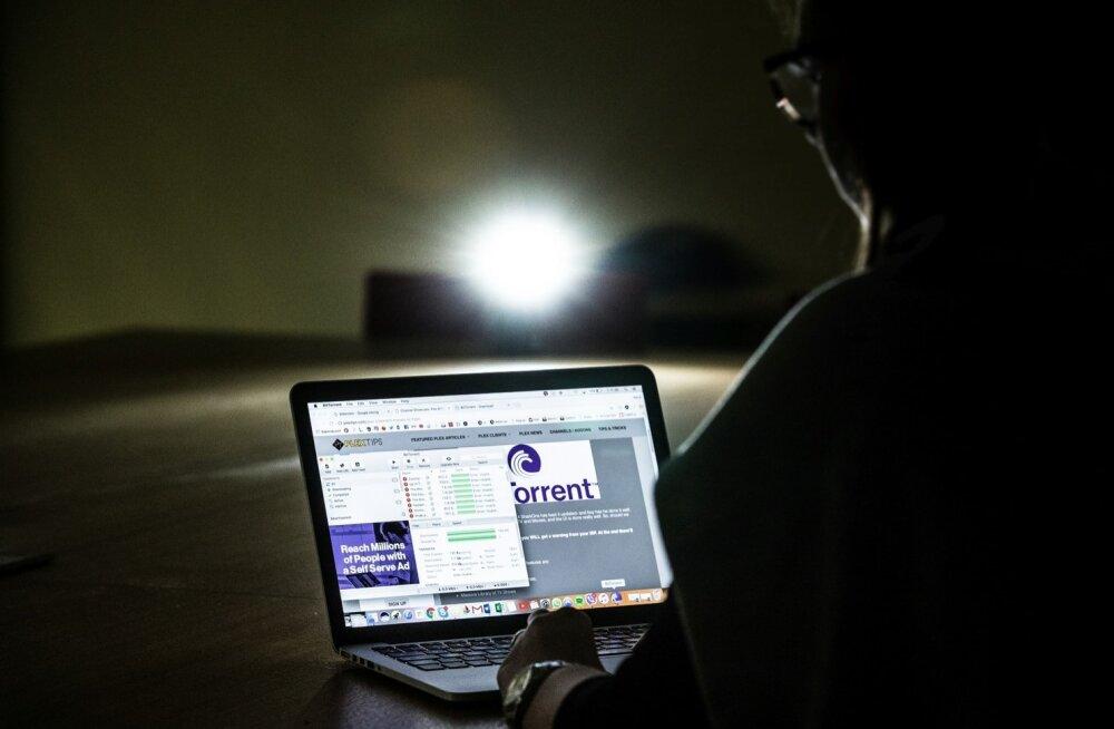 Paljudes riikides järgneb piraatmaterjaliga torrenti jagamisele pea automaatselt trahvinõue.